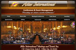 Event Management Websites | Elegant Websites by NovaStar Design a Custom Web Design Company