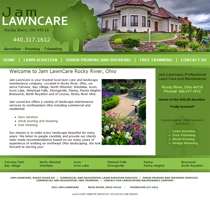 Landscape websites landscaping website design for The landscape design site