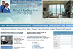 Real Estate web design for Stuart FL Realtor